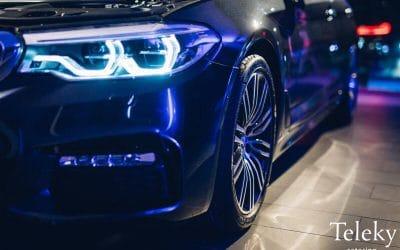BMW bemutatók